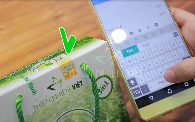 Check mã phân biệt cà phê xanh kém chất lượng