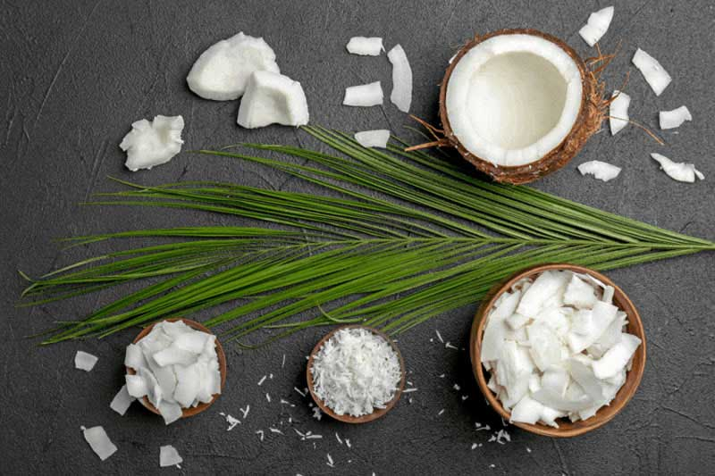 Không nên ăn quá nhiều cơm dừa để giảm cân tốt hơn